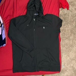 Polo Ralph Lauren fleece hoodie